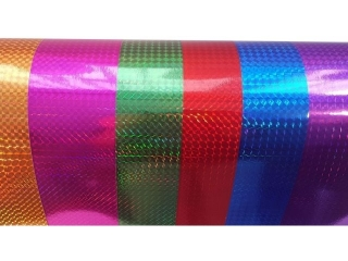 Karton A2 - 250gr. holographic color Mix (1op.=24ar.)