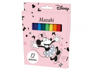 MAZAKI 12kol. MINNIE MOUSE